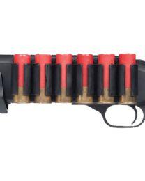 Side-Saddle 6-Shotshell Holder by TAC-STAR for Mossberg 500 & 590